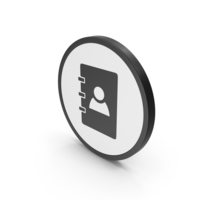 Icon Address Book PNG & PSD Images
