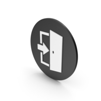 Exit Icon PNG & PSD Images
