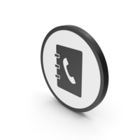 Icon Phonebook PNG & PSD Images