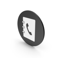 Phonebook Icon PNG & PSD Images