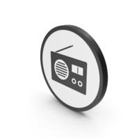 Icon Radio PNG & PSD Images