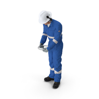 Oil Worker PNG & PSD Images