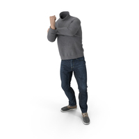 Outfit Rude Gesture Pose PNG & PSD Images