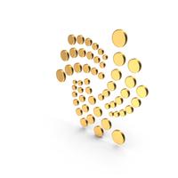 Gold Iota PNG & PSD Images