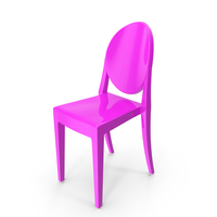 Chair Violet PNG & PSD Images