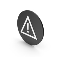 Warning Sign Icon PNG & PSD Images
