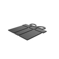 Black Gift Symbol PNG & PSD Images