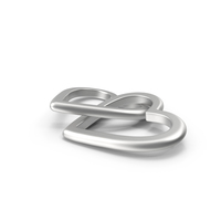 Love Symbol Silver PNG & PSD Images