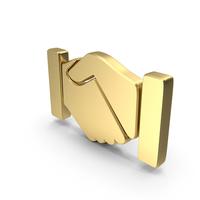 Stock Market Relationship Gold PNG & PSD Images