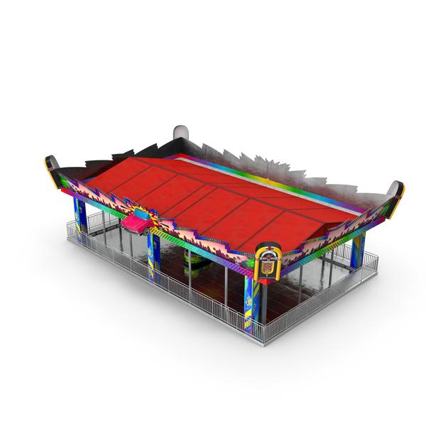 Bumper Cars Pavilion PNG & PSD Images