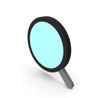 Magnifying Glass Icon PNG & PSD Images
