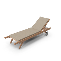 Deck Chair PNG & PSD Images