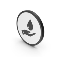 Icon Save Water PNG & PSD Images