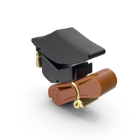 College Education Graduation Certificate PNG & PSD Images
