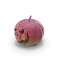 Evil Smile Horror Halloween Pumpkin PNG & PSD Images