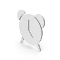 Alarm Clock Symbol PNG & PSD Images