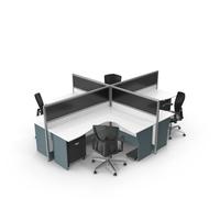 Modular Office PNG & PSD Images