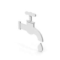 Save Water Faucet Symbol PNG & PSD Images