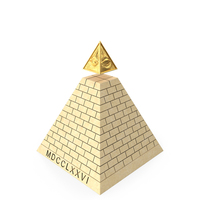 Illuminati Pyramid Stone PNG & PSD Images
