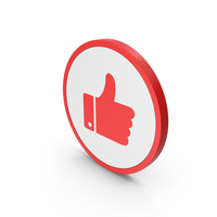 Icon Like Red PNG & PSD Images