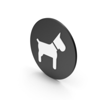 Dog Icon PNG & PSD Images