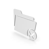 Symbol Remove Folder PNG & PSD Images