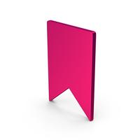 Symbol Bookmark Metallic PNG & PSD Images