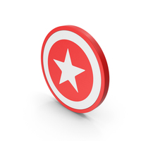 Icon Star Red PNG & PSD Images