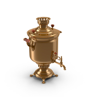 Russian Samovar PNG & PSD Images