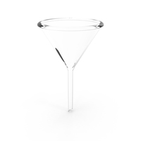 Glass Lab Funnel PNG & PSD Images