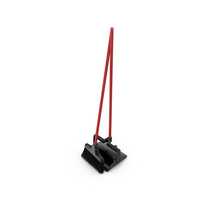Libman Broom and Dustpan Set PNG & PSD Images