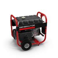 Portable Generator PNG & PSD Images