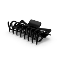Claw Hair Clip PNG & PSD Images