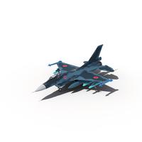 Mitsubishi F-2 PNG & PSD Images