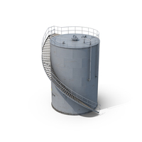Oil Storage Tank PNG & PSD Images