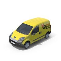 Peugeot Panel Van PNG & PSD Images