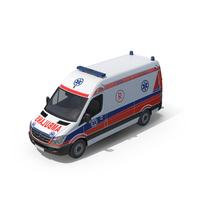 Mercedes Ambulance PNG & PSD Images