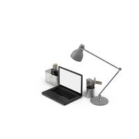 Office Desk Set PNG & PSD Images