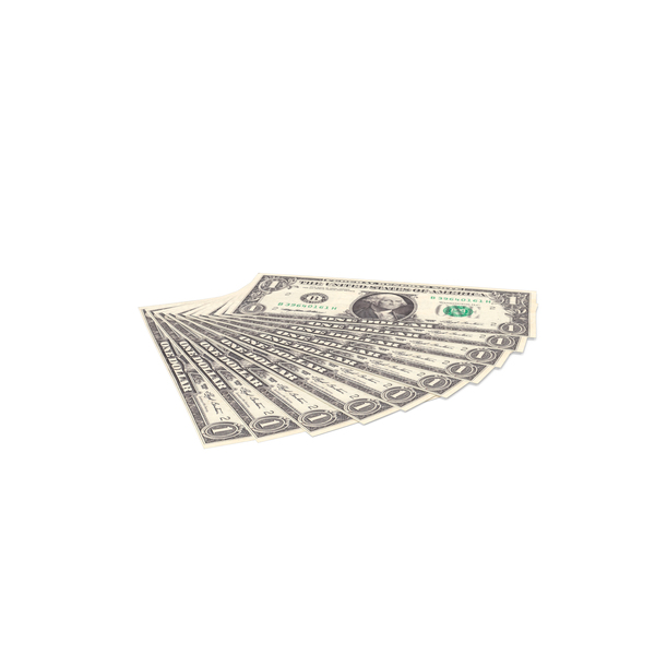 One Dollar Bill: $1 Banknotes PNG & PSD Images