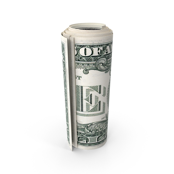 One: 1 Dollar Bill PNG & PSD Images