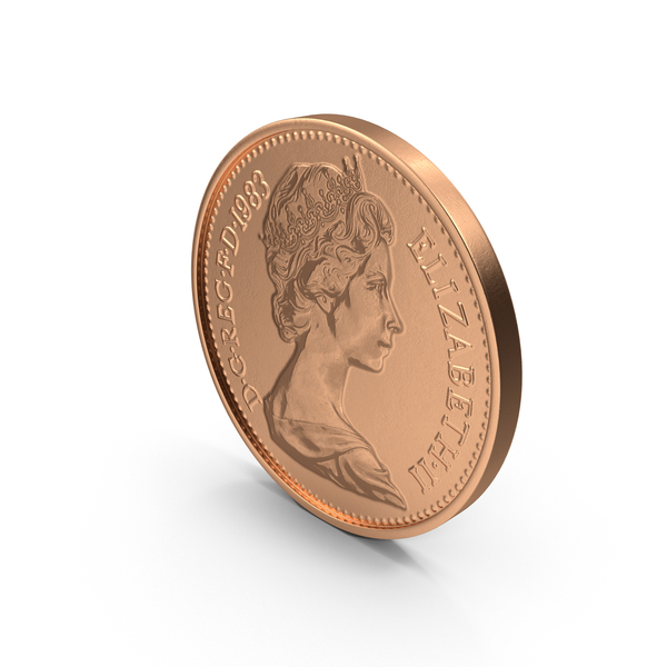 1 Pence PNG & PSD Images