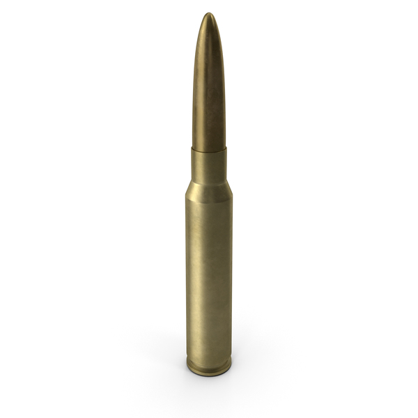 10.3х77 (.408) Cheyenne Tactical Cartridge PNG & PSD Images