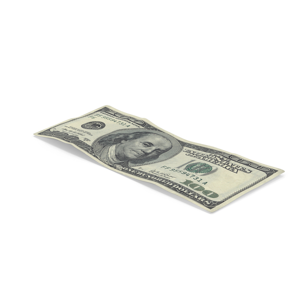 Usa Banknote: $100 bill PNG & PSD Images