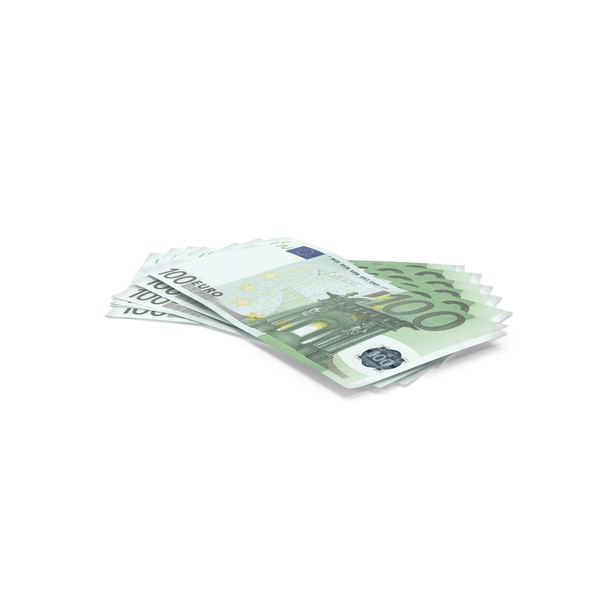 100 Euro Bill PNG & PSD Images