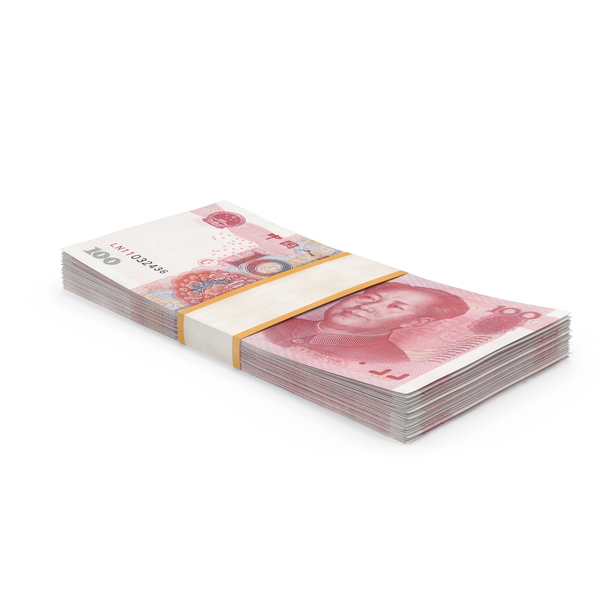 Chinese Banknote: 100 Yuan Note PNG & PSD Images