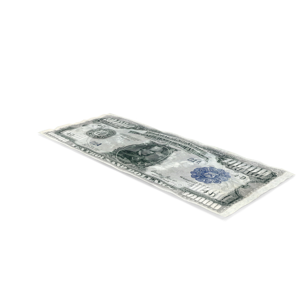 $10000 Dollar Bill Chase PNG & PSD Images