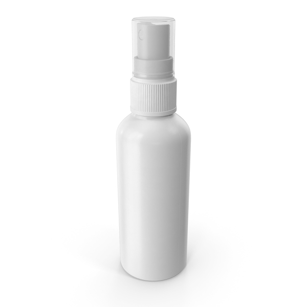 100ml Pump Spray Bottle PNG & PSD Images