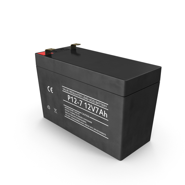 12 Volt Battery PNG & PSD Images