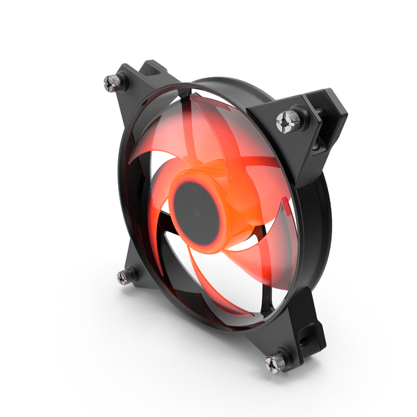 120mm Case RGB Fan PNG & PSD Images