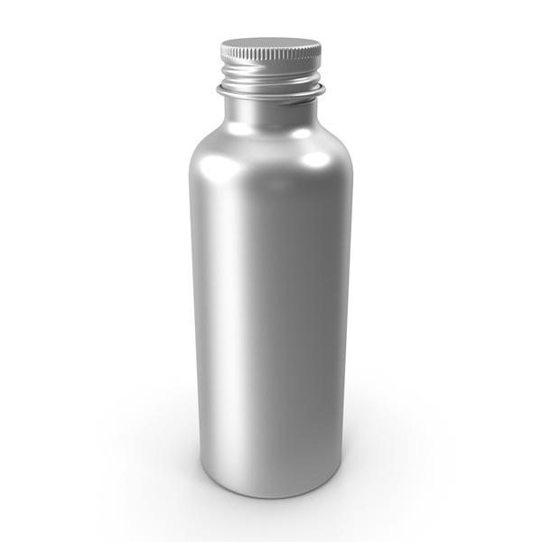 150ml Aluminium Bottle PNG & PSD Images